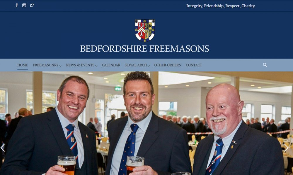 bedfordshire freemasons