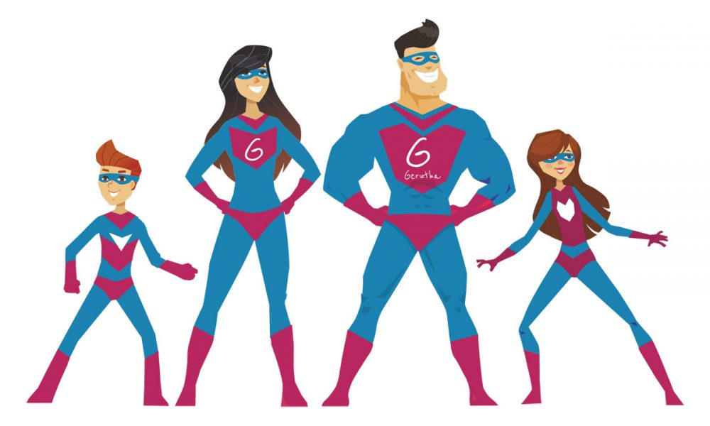 gerutha team