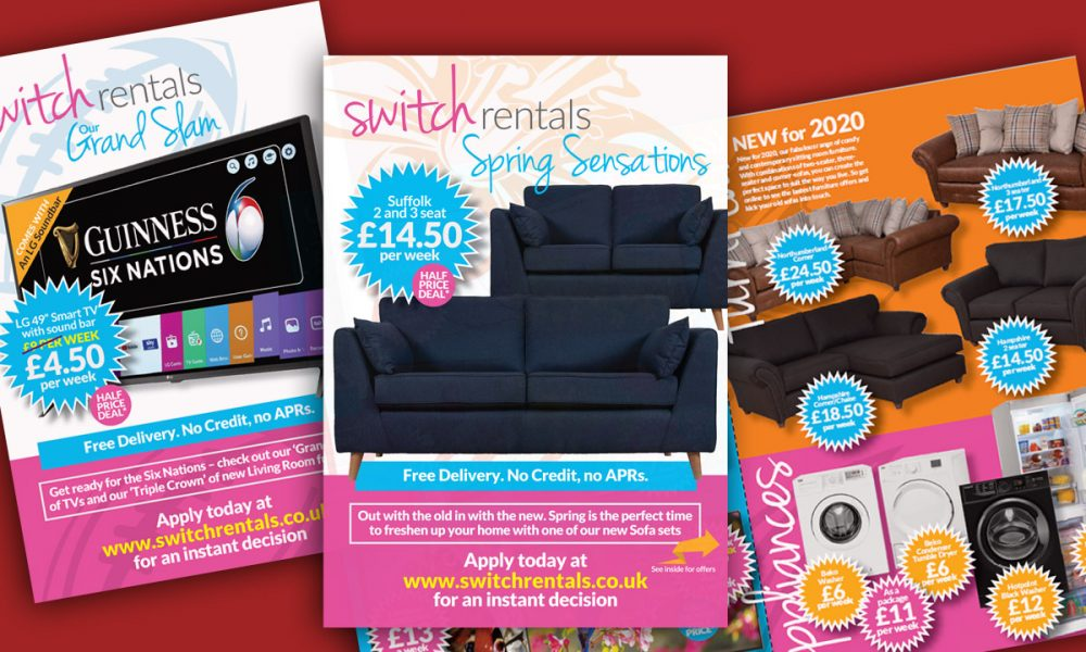 switch rentals